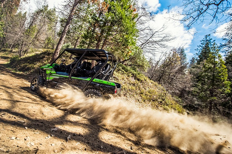 2018 Kawasaki Teryx4 LE in Littleton, New Hampshire