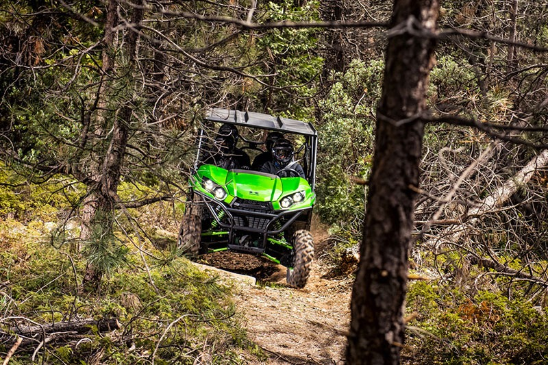 2018 Kawasaki Teryx4 LE in Moses Lake, Washington