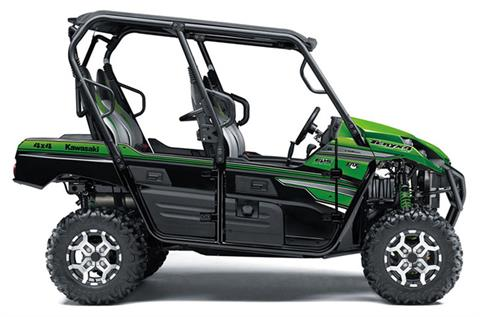 2018 Kawasaki Teryx4 LE in South Hutchinson, Kansas