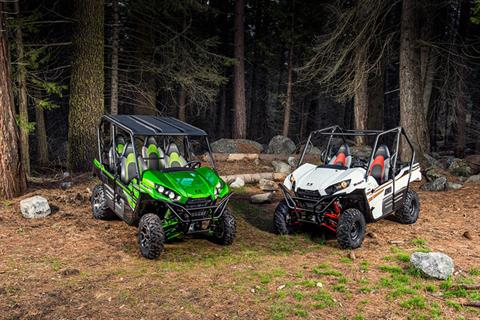 2018 Kawasaki Teryx4 LE in Marlboro, New York - Photo 23