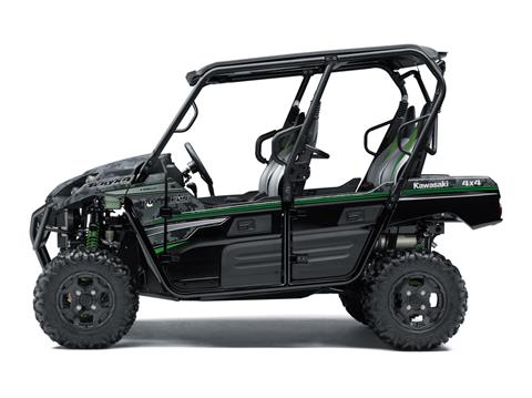 2018 Kawasaki Teryx4 LE Camo in Johnstown, Pennsylvania