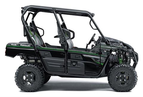 2018 Kawasaki Teryx4 LE Camo in Asheville, North Carolina
