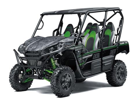 2018 Kawasaki Teryx4 LE Camo in Dimondale, Michigan - Photo 3