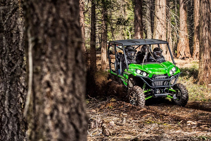2018 Kawasaki Teryx4 LE Camo in Yankton, South Dakota - Photo 8