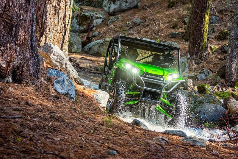 2018 Kawasaki Teryx4 LE Camo in Dimondale, Michigan - Photo 8