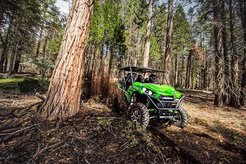 2018 Kawasaki Teryx4 LE Camo in Yankton, South Dakota - Photo 11