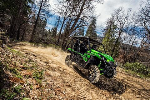 2018 Kawasaki Teryx4 LE Camo in Dimondale, Michigan - Photo 15