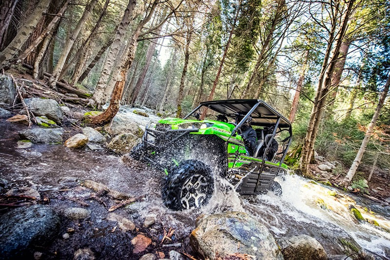 2018 Kawasaki Teryx4 LE Camo in Dimondale, Michigan - Photo 21