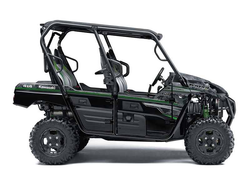 2018 Kawasaki Teryx4 LE Camo in Brooklyn, New York