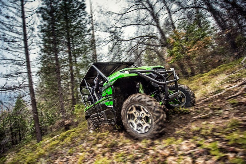 2018 Kawasaki Teryx4 LE Camo in Winterset, Iowa - Photo 6