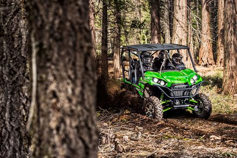 2018 Kawasaki Teryx4 LE Camo in White Plains, New York