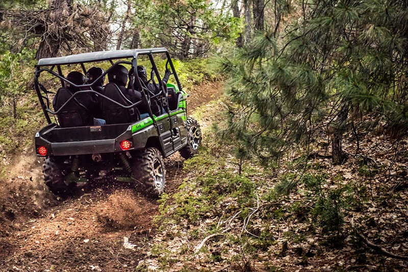 2018 Kawasaki Teryx4 LE Camo in Johnson City, Tennessee