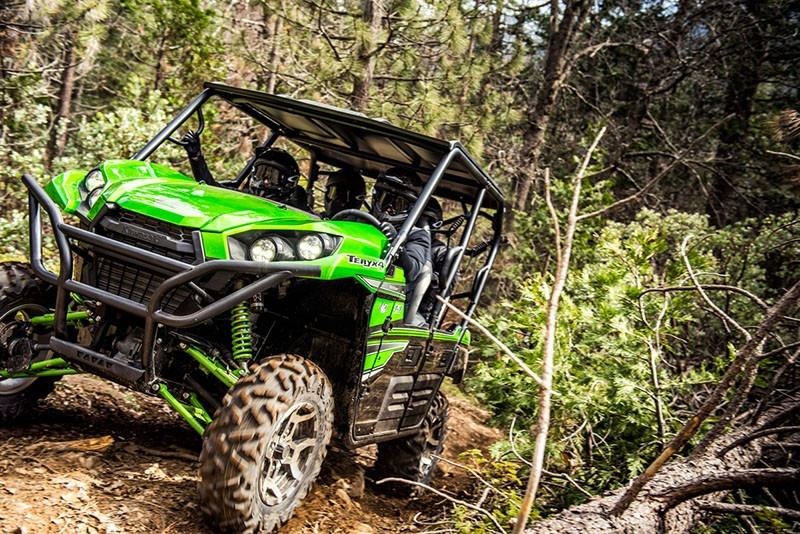 2018 Kawasaki Teryx4 LE Camo in Winterset, Iowa - Photo 15