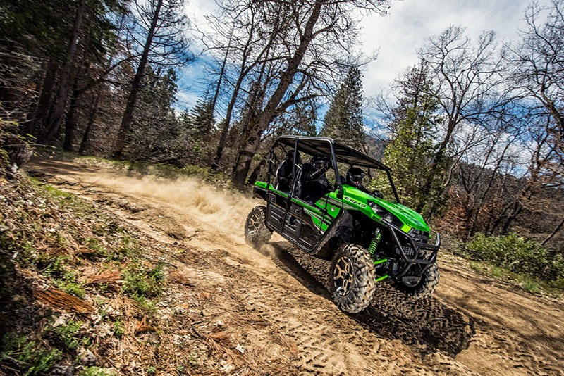 2018 Kawasaki Teryx4 LE Camo in Winterset, Iowa - Photo 16