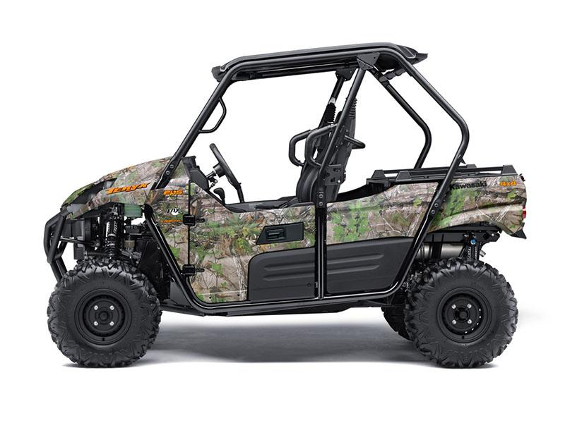 2018 Kawasaki Teryx Camo in South Paris, Maine