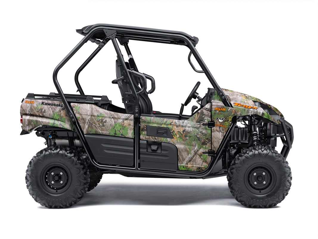 2018 Kawasaki Teryx Camo in Fairfield, Illinois