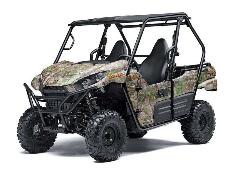 2018 Kawasaki Teryx Camo in Johnson City, Tennessee - Photo 3