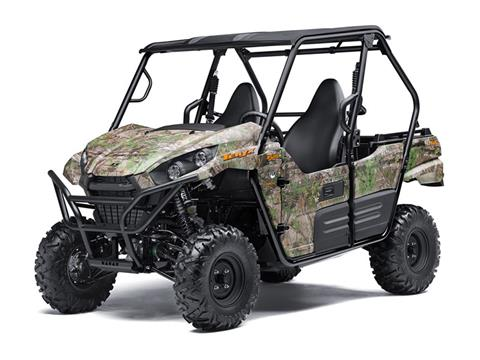 2018 Kawasaki Teryx Camo in Johnson City, Tennessee
