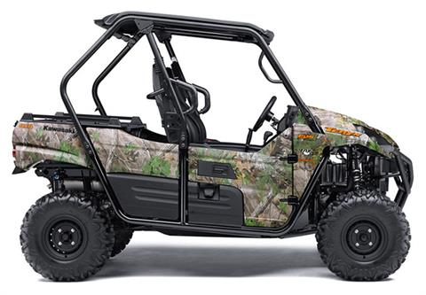 2018 Kawasaki Teryx Camo in Greenville, North Carolina