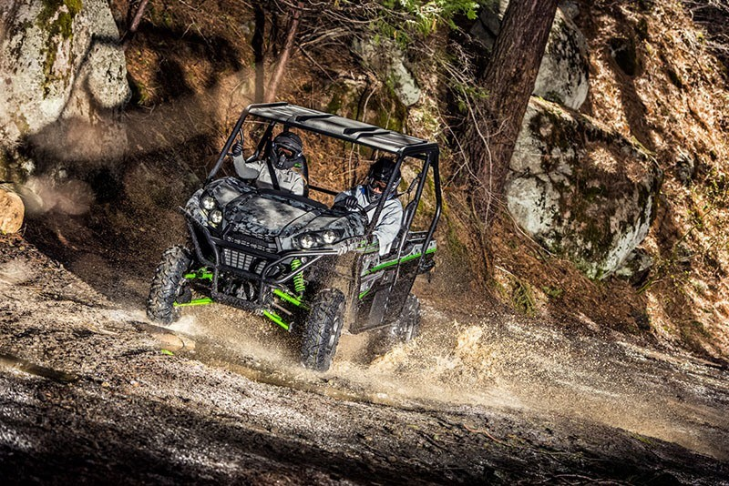 2018 Kawasaki Teryx LE in Jamestown, New York