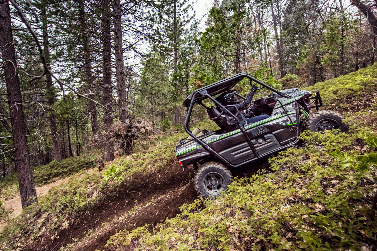 2018 Kawasaki Teryx LE in Petersburg, West Virginia