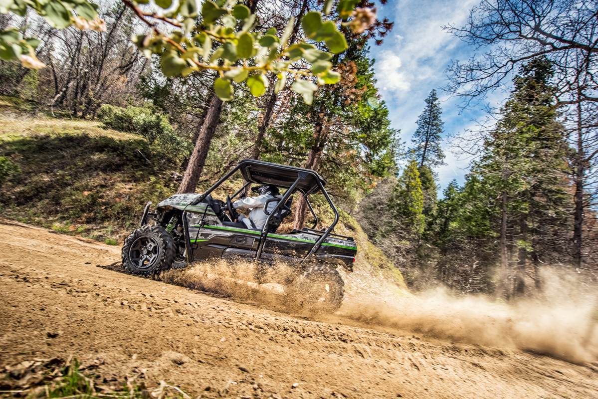 2018 Kawasaki Teryx LE Camo in Romney, West Virginia