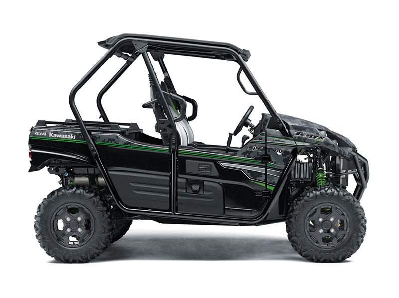 2018 Kawasaki Teryx LE Camo in Johnson City, Tennessee