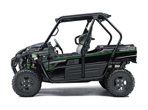 2018 Kawasaki Teryx LE Camo in Howell, Michigan