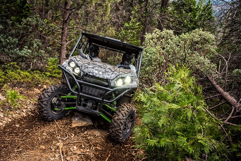 2018 Kawasaki Teryx LE Camo in Moses Lake, Washington - Photo 4