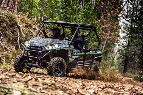 2018 Kawasaki Teryx LE Camo in Danville, West Virginia
