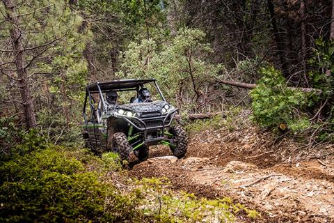 2018 Kawasaki Teryx LE Camo in Moses Lake, Washington