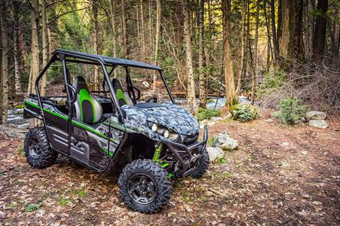 2018 Kawasaki Teryx LE Camo in Yankton, South Dakota