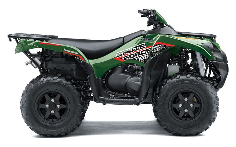 2019 Kawasaki Brute Force 750 4x4i in Harrisburg, Pennsylvania