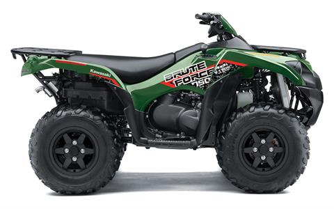 2019 Kawasaki Brute Force 750 4x4i in Hollister, California