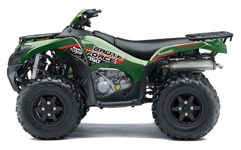 2019 Kawasaki Brute Force 750 4x4i in Iowa City, Iowa - Photo 2