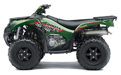 2019 Kawasaki Brute Force 750 4x4i in Hialeah, Florida - Photo 2