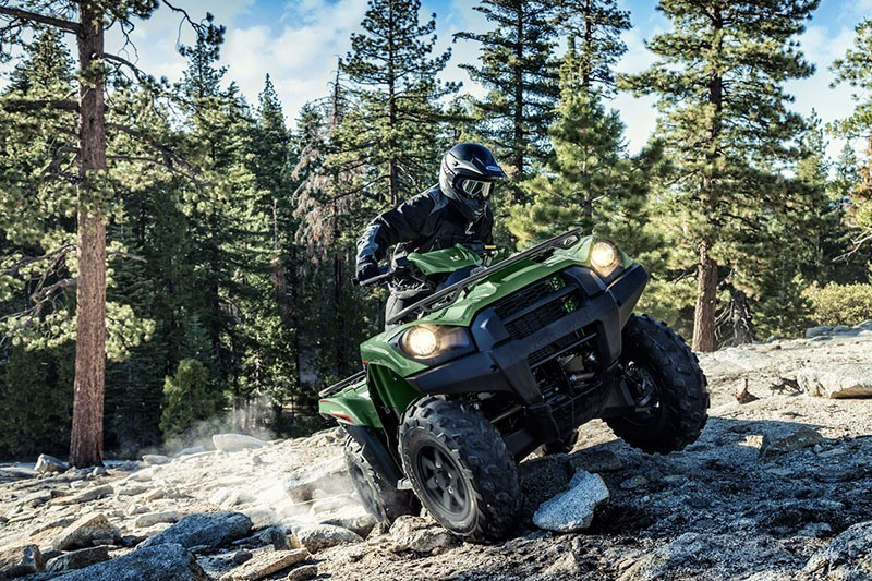 2019 Kawasaki Brute Force 750 4x4i in Fort Pierce, Florida - Photo 4