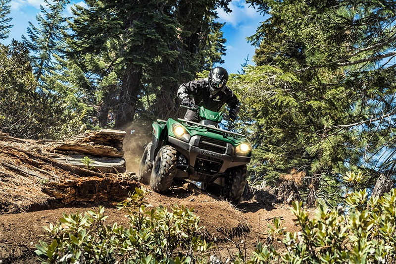 2019 Kawasaki Brute Force 750 4x4i in Sacramento, California - Photo 8