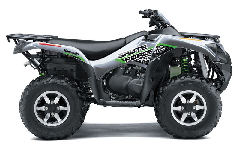 2019 Kawasaki Brute Force 750 4x4i EPS in Stuart, Florida - Photo 1