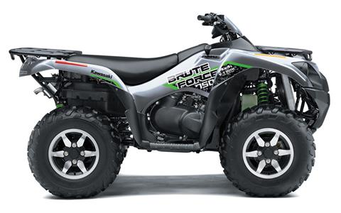 2019 Kawasaki Brute Force 750 4x4i EPS in Mount Pleasant, Michigan