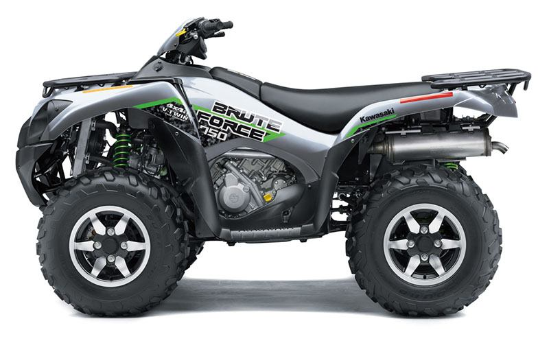 2019 Kawasaki Brute Force 750 4x4i EPS in Mount Pleasant, Michigan - Photo 2