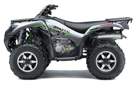 2019 Kawasaki Brute Force 750 4x4i EPS in Orange, California - Photo 2