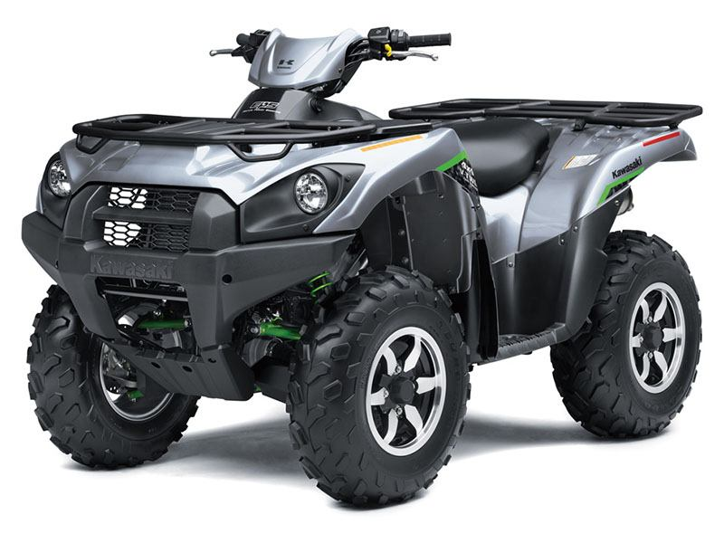 2019 Kawasaki Brute Force 750 4x4i EPS in La Marque, Texas - Photo 3