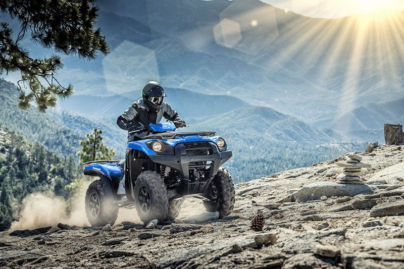 2019 Kawasaki Brute Force 750 4x4i EPS in Orange, California - Photo 4