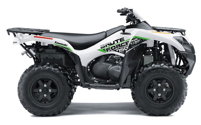 2019 Kawasaki Brute Force 750 4x4i EPS in Junction City, Kansas