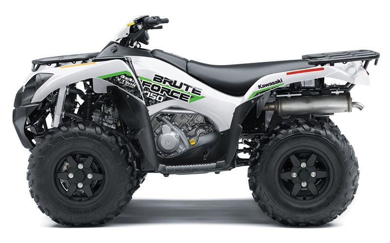 2019 Kawasaki Brute Force 750 4x4i EPS in Baldwin, Michigan