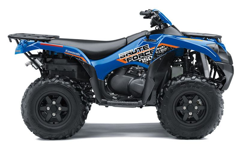 2019 Kawasaki Brute Force 750 4x4i EPS in Brooklyn, New York - Photo 1