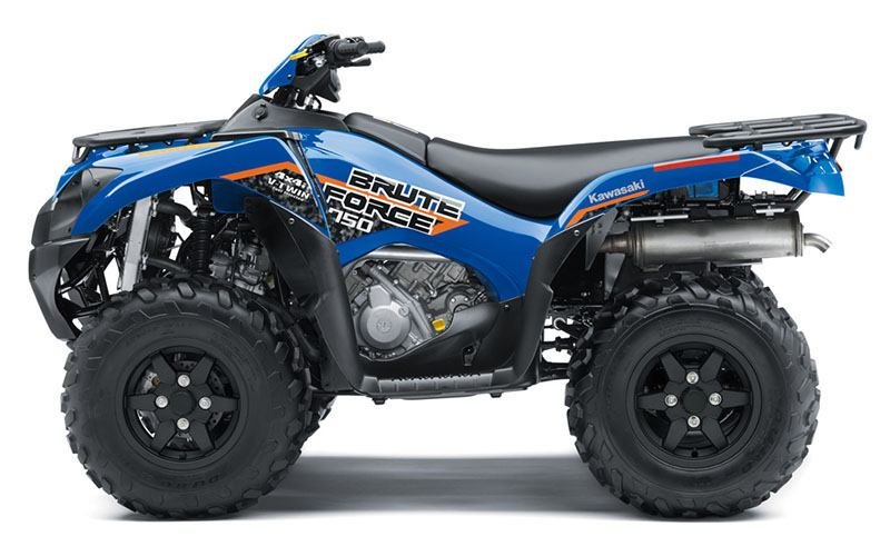 2019 Kawasaki Brute Force 750 4x4i EPS in Concord, New Hampshire