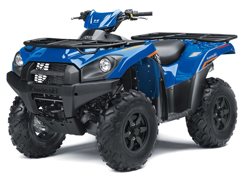 2019 Kawasaki Brute Force 750 4x4i EPS in Hillsboro, Wisconsin