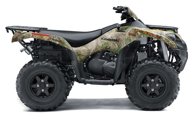 2019 Kawasaki Brute Force 750 4x4i EPS Camo in Hillsboro, Wisconsin